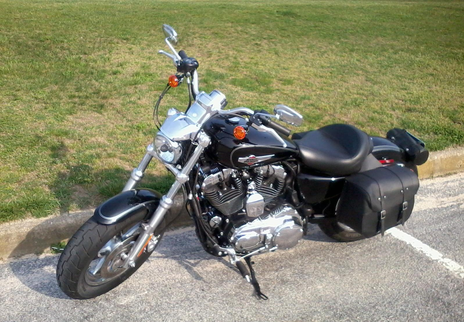 Mustang Touring Seats - Harley Davidson Forums